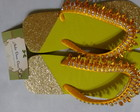 Havaiana Decorada yellow