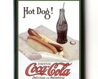 Quadro Coca cola (Hot dog) 01