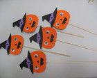 Espeto decorativo Halloween