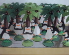 PINGUINS DE MADAGASCAR
