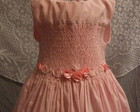 Vestido Rosa Casinha de Abelha