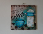PLACA DECORATIVA COFFE