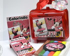 Kit Colorir + Massinha - Minnie