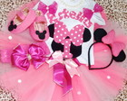 Kit Festa Minnie Pink