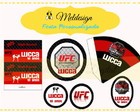 Kit Festa Digital UFC