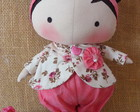 Tilda Sweethe doll art