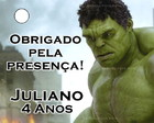 Arte Digital Tag Hulk