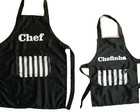 Kit Aventais Chef e Chefinha