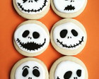 Biscoito Decorado Halloween Jack
