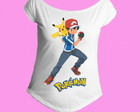 Camiseta Gola Canoa Pokemon 03
