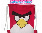 Mochila Personagens - Angry Red
