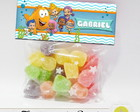 LAPELA + SAQUINHO DOCE BUBBLE GUPPIES