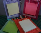 Porta Post it Geladeira *** PROMOO ***
