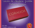 ~ Caixa de Fsforo Jumbo &#9829; Coragem ~