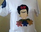 Camiseta Frida Costumizada