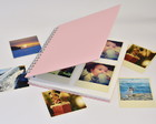 Album para fotos Polaroid ou Instagram