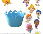WRAPPERS E TOPPERS BUBBLE GUPPIES