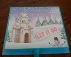 Album de Scrapbook (Frozen)