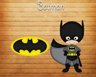 Aplique /Recorte- Batman