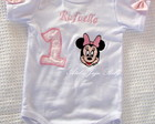 baby look personalizada Minnie