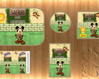 Arte Kit Digital - Safari Mickey