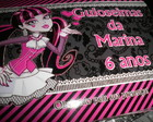Marmita Monster High