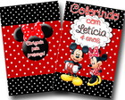 Revista colorir Mickey e Minnie