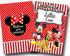 Revista colorir Mickey e minnie 14x10