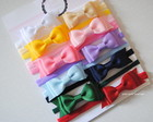 Kit com 10 headbands - meia de seda M