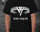 Camiseta Van Halen Rock Roll