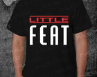 Camiseta Little Feat Rock Roll
