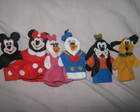 Conjunto dedoches Turma do Mickey