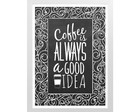 Quadro Good Coffee 24x32,5