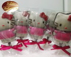 pirulito de chocolate Hello Kitty