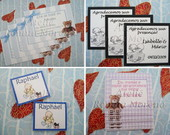 Cart�o Cards/Tags - Casamento