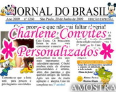 CONVITE JORNAL 10X15