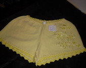 Short bordado adulto PP 10 VENDIDO