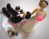 Noivinhos e lembrancinhas casamento