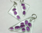 Bijuteria de Vidro / Glass Jewelry Set