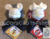 (Fi 0066) Sabonete Mickey e Minnie