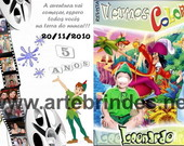 Revista colorir Peter Pan
