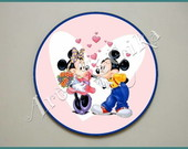 Quadro MICKEY & MINNIE