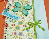 Agenda Telefnica Spring Blue