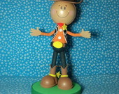 BONECO 3D WOODY (Toy Story)