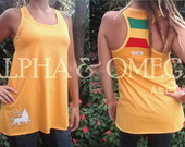 Blusa Reggae Natty AMARELA