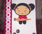 Caderno Pucca