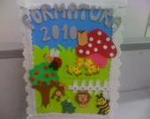 Caderno Formatura Creche