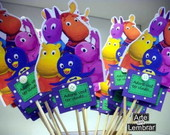 TAG / STICK - BACKYARDIGANS