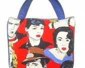 Maxi Bolsa Pop Art (FRETE GRTIS)