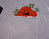 Camiseta customizada Halloween